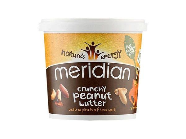 Meridian  Peanut Butter - Crunchy  (Pinch Of Salt)