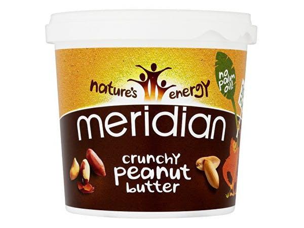Meridian  Peanut Butter - Crunchy 100% Nuts