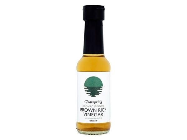 Brown Rice Wine Vinegar - Organic