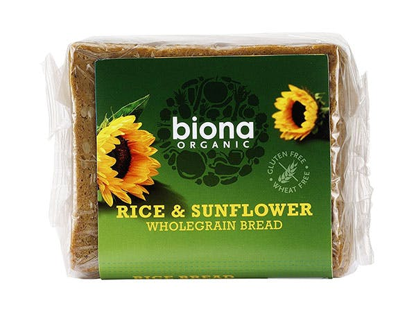 Biona  Rice & Sunflower Seed Bread