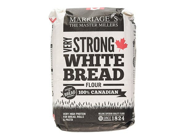 Marriages  100% Canadian White Flour - Very Strong