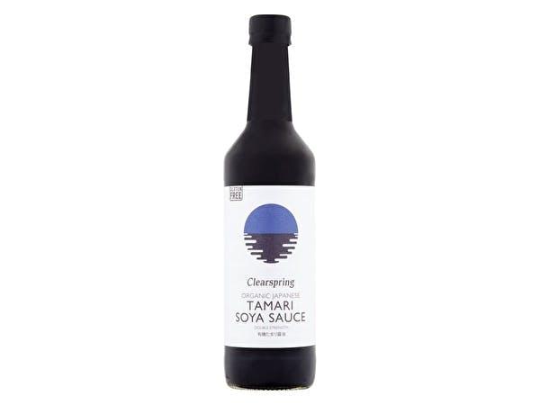 Tamari Double Strength Soy Sauce - Organic