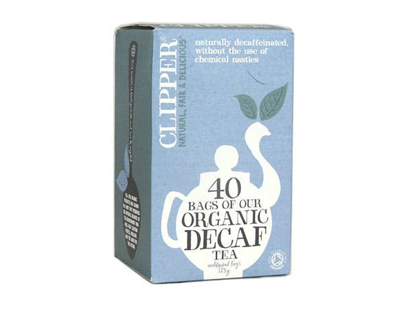Clipper  Organic Decaffeinated Tea