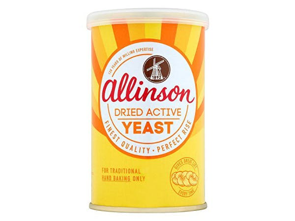 Allinsons  Dried Active Baking Yeast