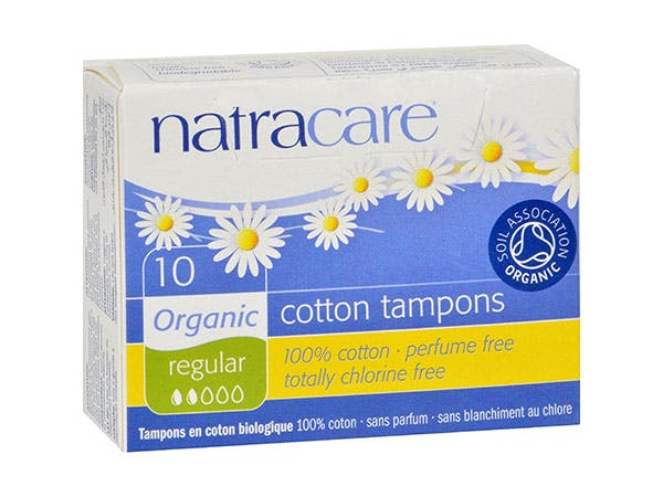 Natracare  Tampons Regular - Organic