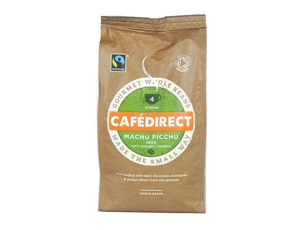 Cafe Direct  Roast & Ground Coffee - Machu Picchu Mountain