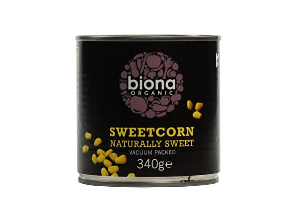 Sweetcorn - Can