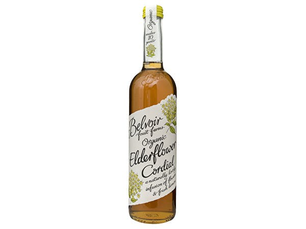 Belvoir  Elderflower Cordial - Organic
