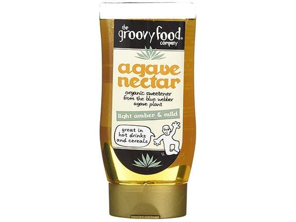 Groovy Foods  Agave Nectar - Mild