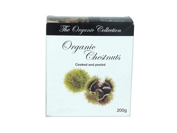 Organico  French Chestnuts - Boxed