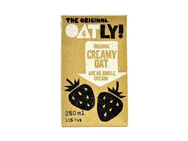Cream Drink - Organic