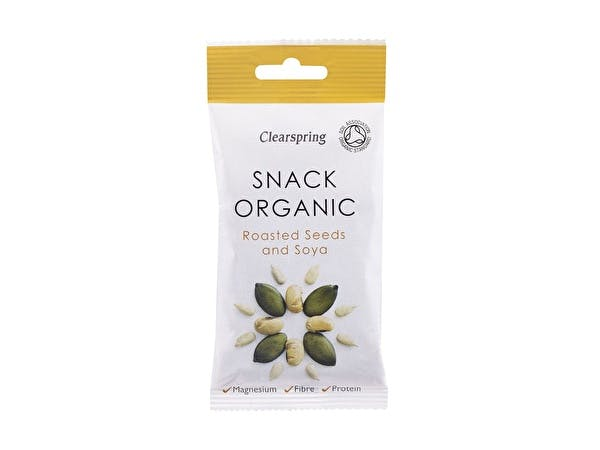 Roasted Seeds & Soya - Organic