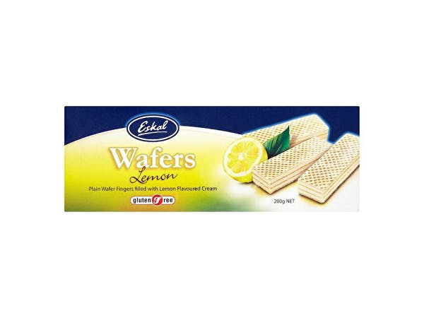 Eskal  Lemon Filled Wafer