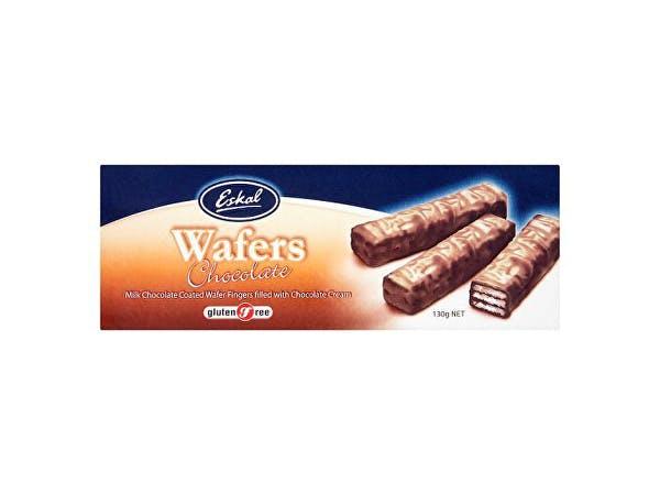 Eskal  Chocolate Coated Wafer - Chocolate Cream