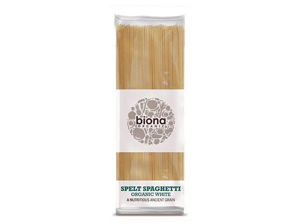 Biona  White Spelt Spaghetti