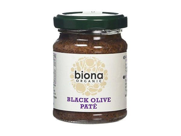 Biona  Black Olive Pate