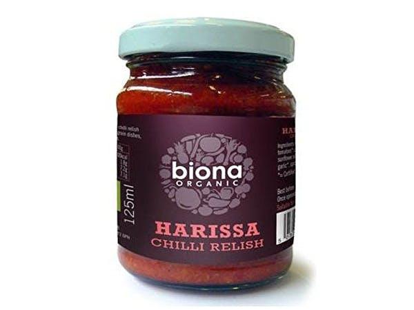 Biona  Demeter Harissa Chilli Relish