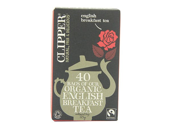 Clipper  English Breakfast Tea - Loose