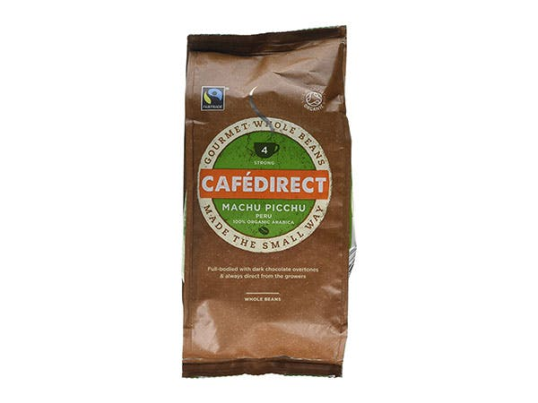 Cafe Direct  Machu Picchu Gourmet Beans