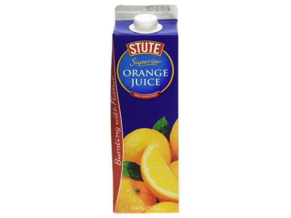 Stute  Superior Pure Orange Juice