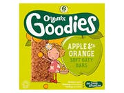 Goodies  Apple & Orange Oaty Bar Multipack (12+)