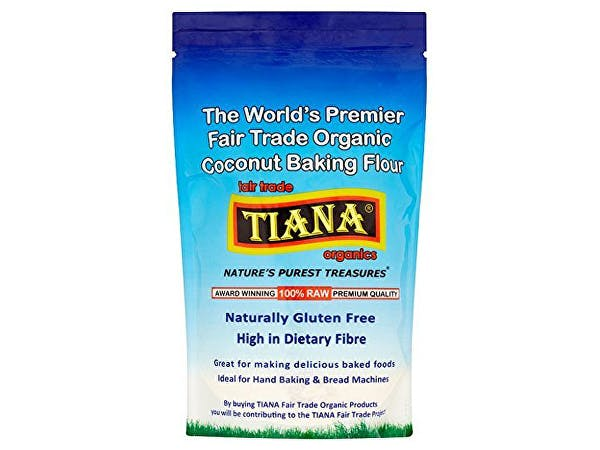 Tiana  Coconut Flour - Gluten Free Low Carb