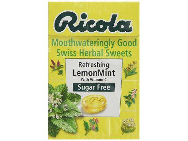 Ricola  Box - Lemon Mint