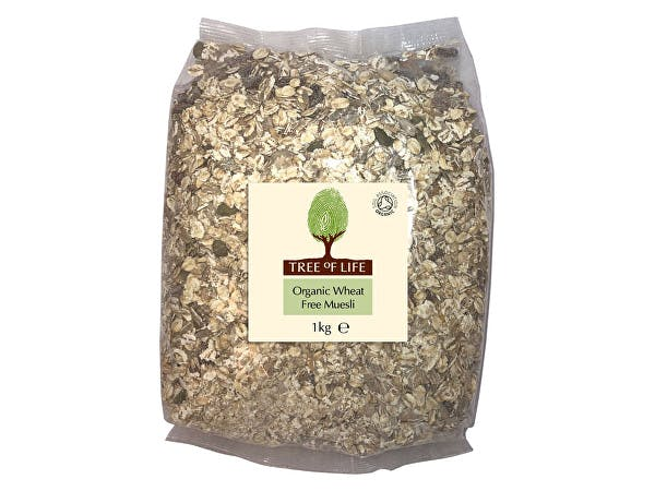 Tree Of Life  Organic Muesli - Wheat Free