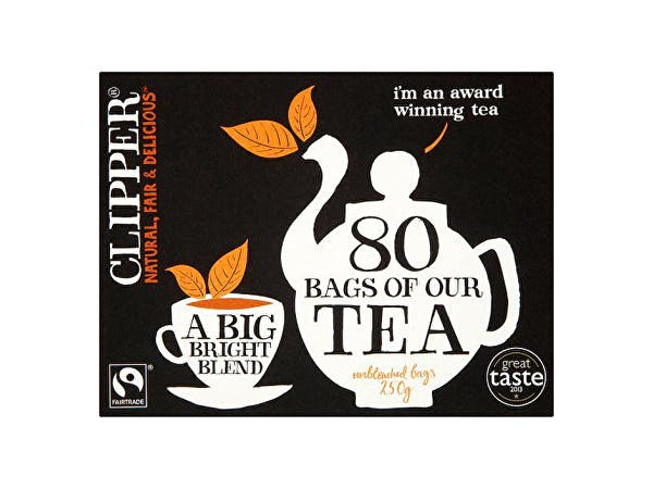 Clipper  Fairtrade Tea Blend