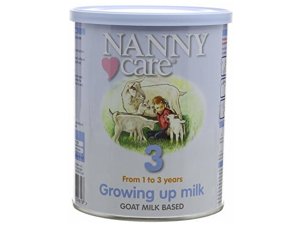 Nanny Goat Milk - Growing Up Nutrition