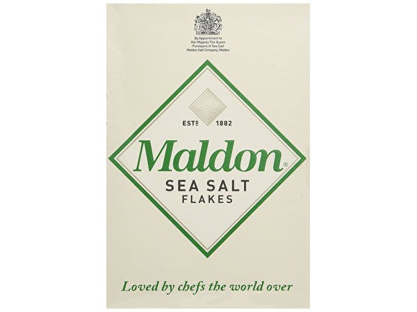 Maldon  Sea Salt - Carton