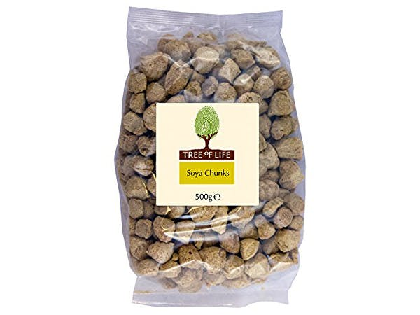 Tree Of Life  Soya Chunks