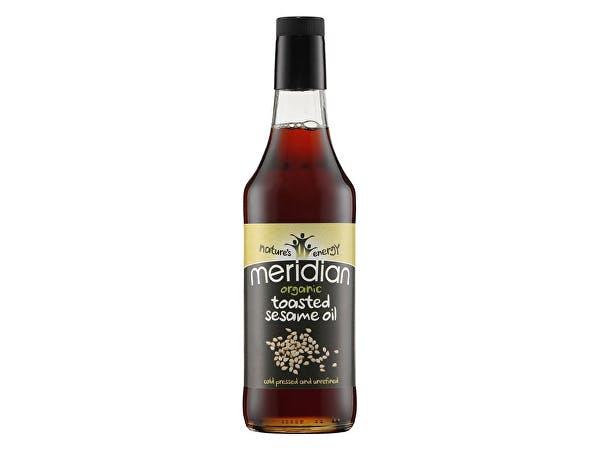 Meridian  Toasted Sesame Oil - Organic