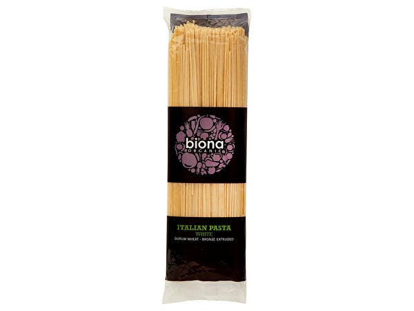 Biona  White Spaghetti - Bronze Extruded