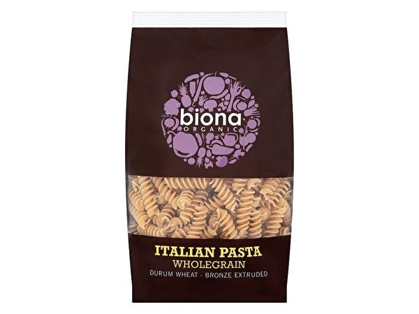 Wholewheat Fusilli - Bronze Extruded