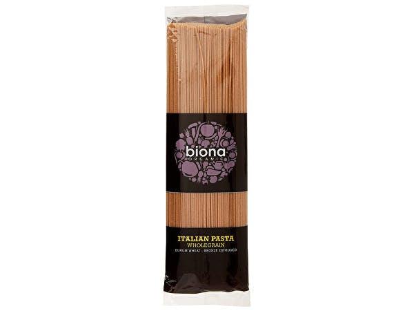 Biona  Wholewheat Spaghetti - Bronze Extruded