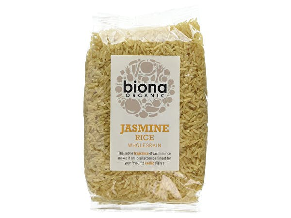 Biona  Jasmine Brown Rice