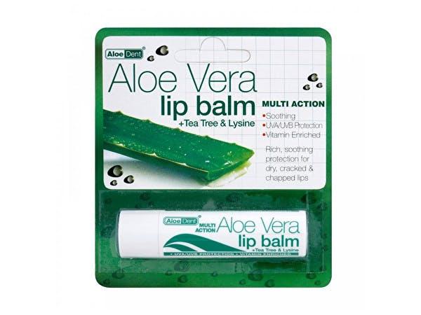 Aloe Vera  Aloe Vera Lip Balm