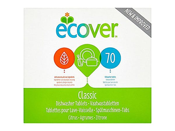 Ecover  Dishwasher Tablets - 70 Washes
