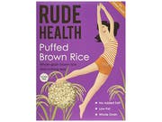 Rude Health  Puffed Brown Rice