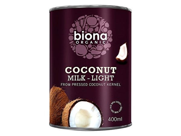 Coconut Milk - Organic Light (9%)