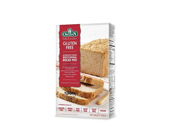 Orgran  Wholemeal Bread Mix