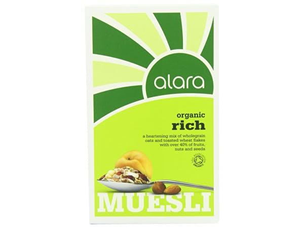 Alara  Muesli - Organic Rich