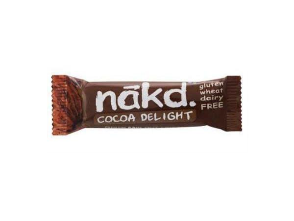 Nakd  Cocoa Delight Fruit & Nut Bar