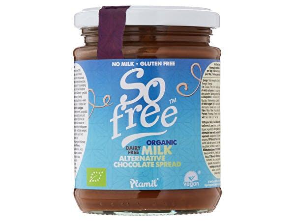 Plamil  So Free Milk Chocolate Spread - Dairy Free