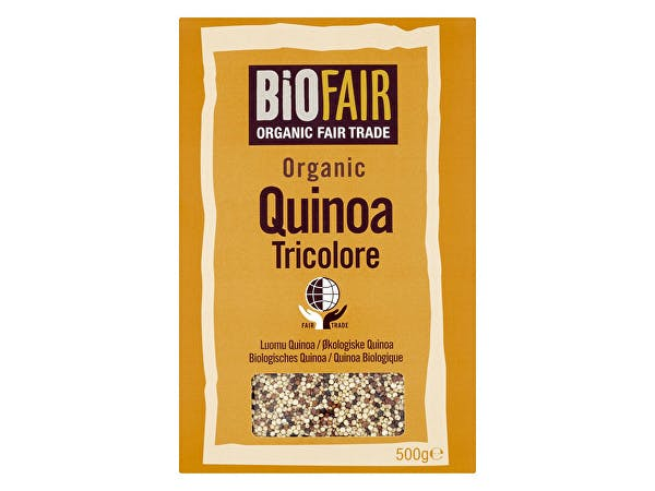 Biofair  Tricolore Quinoa Grain - Fairtrade