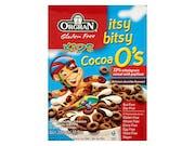 Orgran  Itsy Bitsy Cocoa O's Cereals