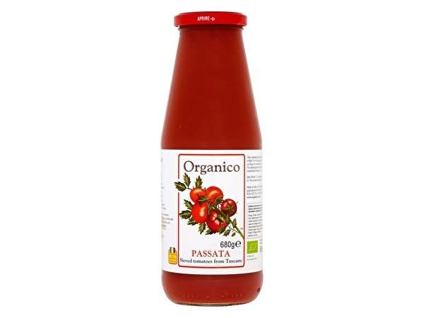 Sieved Tomato Passata From Tuscany - Organic