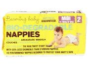 Beaming Baby  Bio-Degradable Nappies - Midi