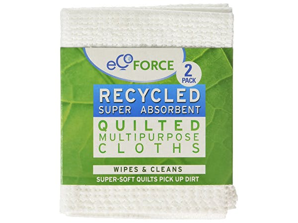 Ecoforce  Recycled Multi Purpose Quilted Cloths